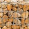 Galet ocre Dordogne 60-90 mm pour Gabion (2)