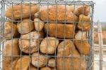 Galet ocre Dordogne 90-150 mm pour Gabion (1)
