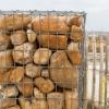Galet ocre Dordogne 90-150 mm pour Gabion (2)