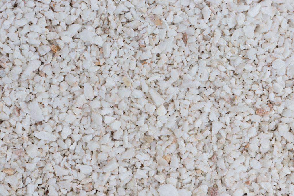 Gravier Quartz Super Blanc 5-10 mm S