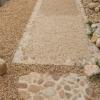 Gravier ocre Dordogne 6-10 mm Aiguille Pas d'éléphant et stabilisateur (2)