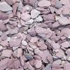 Paillettes violettes 40